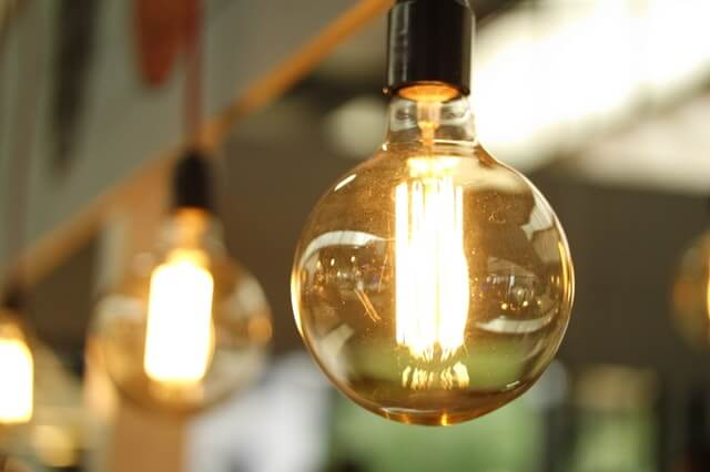 Light Bulbs and Energy Providers
