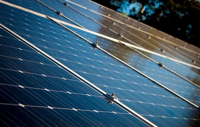 Solar Panels saving money
