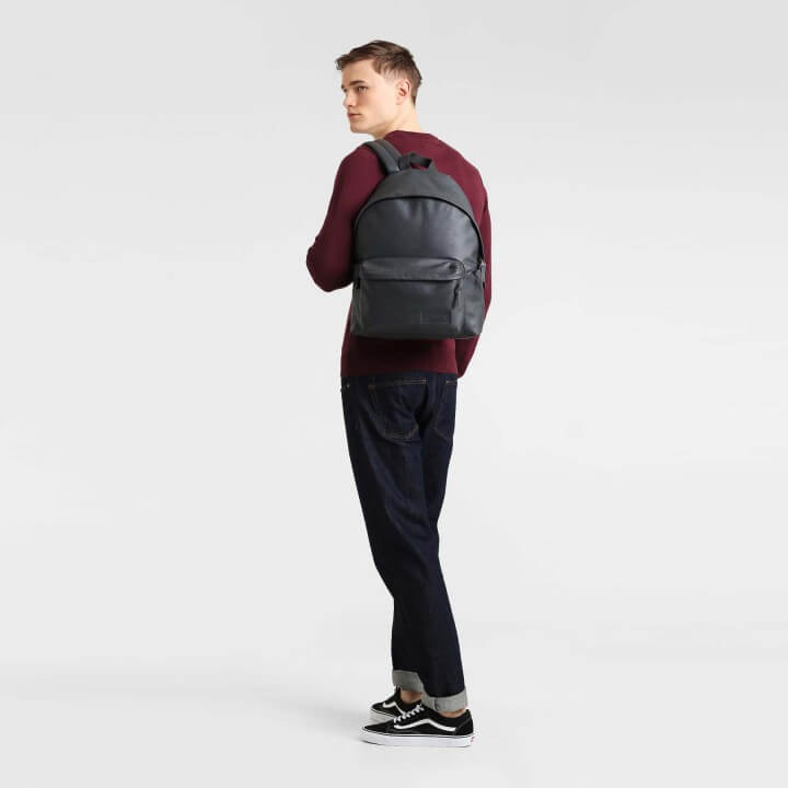 guy with backpack