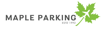 MAPLE PARKING logo