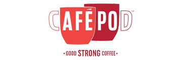 CAFEPOD logo