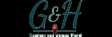 Gardens & Homes Direct logo