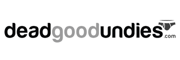 Dead Good Undies logo