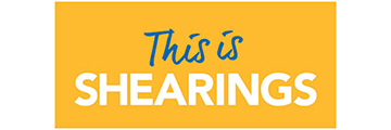 SHEARINGS logo