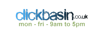 Click Basin logo
