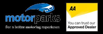 Motorparks logo