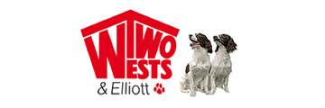Two Wests logo