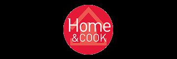 Home & Cook logo