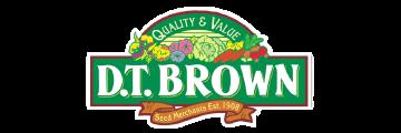 D.T. Brown logo