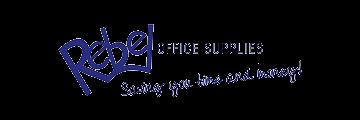 Rebel Office Supplies logo