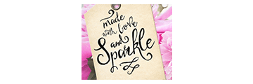 Made With Love & Sparkle logo