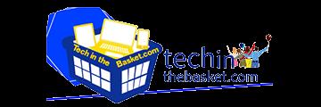 Tech In The Basket logo