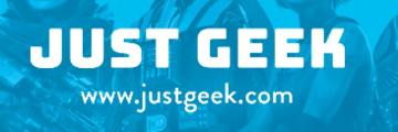 Just Geek logo