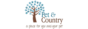 Pet and Country logo