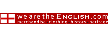 We Are The English logo