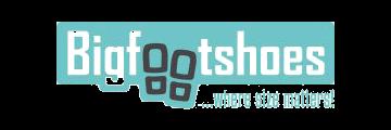 Big Foot Shoes logo