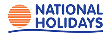 NATIONAL HOLIDAYS logo
