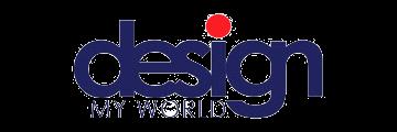 design MY WORLD logo