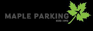 MAPLE PARKING logo