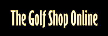 The Golf Shop Online logo