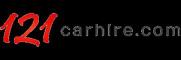 121 Car Hire logo