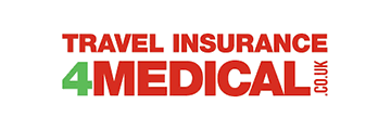 TRAVEL INSURANCE 4 MEDICAL logo