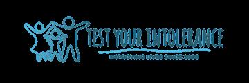TEST YOUR INTOLERANCE logo