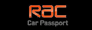 RAC Car Passport logo