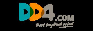 DD4 logo