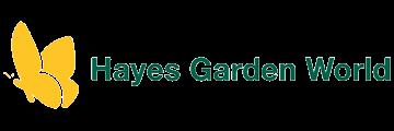 Hayes Garden World logo