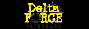 Delta Force Paintball logo