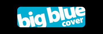 big blue cover logo
