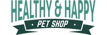 The Healthy & Happy Pet Shop logo