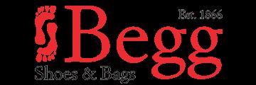 Begg Shoes logo