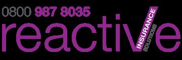reactive INSURANCE SOLUTIONS logo