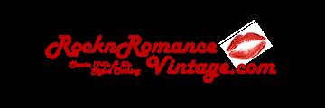RocknRomance Vintage logo