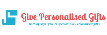 Give Personalised Gifts logo