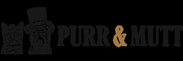Purr & Mutt logo