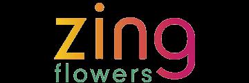Zing Flowers logo
