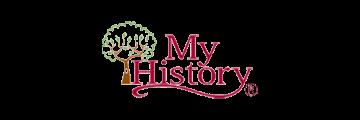 My History logo