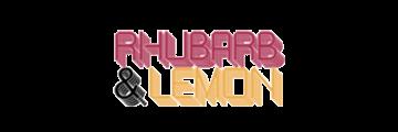 Rhubarb & Lemon logo