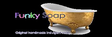 Funky Soap logo