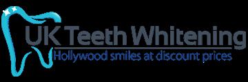 UK Teeth Whitening logo