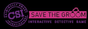 Save The Groom logo