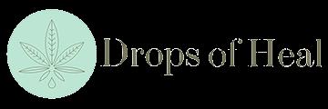 Drops of Heal logo