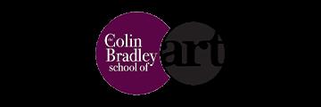 Colin Bradley School of Art logo