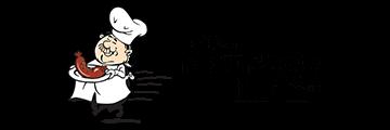 The Sausage Man logo
