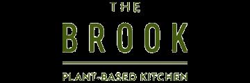 The Brook Plant Based Kitchen logo