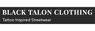 Black Talon Clothing logo