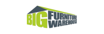 Big Furniture Warehouse logo